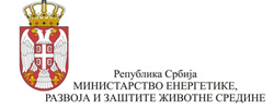 Ministry of Energy, Development and Protection   environment